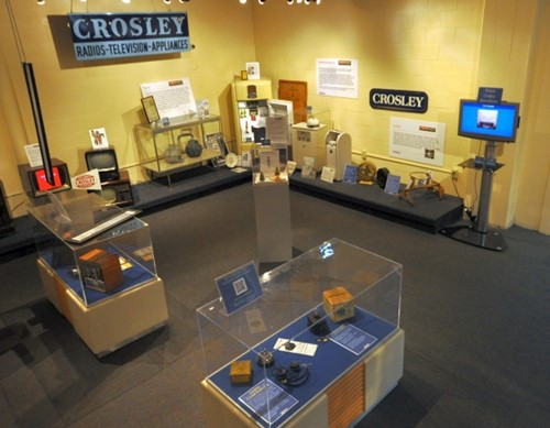 Powel Crosley Jr. Exhibit